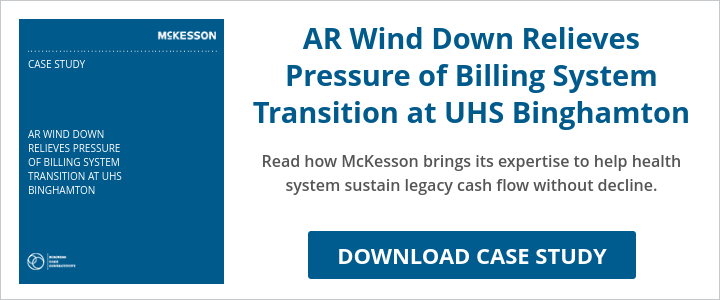 AR Wind Down Relieves Pressure of Billing System Transition at UHS Binghamton