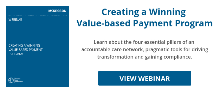 Creating a Winning Value-based Payment Program