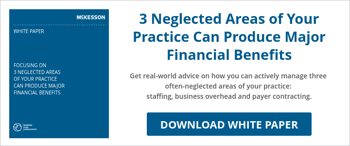 Focusing on Three Neglected Areas of the Physician Practice Can Produce Major Financial Benefits