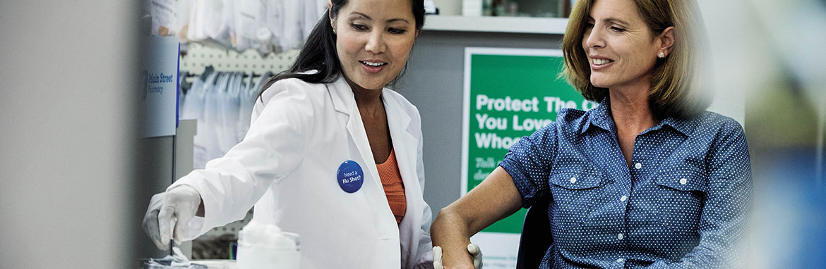 Building a Patient-Centered Pharmacy Immunization Service