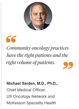 Community Oncology Practices as Clinical Trial Partners