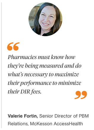 How Independent Pharmacies Can Manage Their DIR Fees