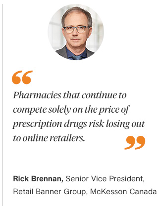 Lessons from Canadian Independent Pharmacies on Data-Driven Innovation