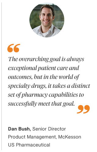 Five Competencies Specialty Drug Makers Seek in Their Retail Pharmacy Partners Quote
