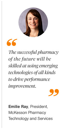 Emerging Technologies Define Retail Pharmacy of the Future Quote
