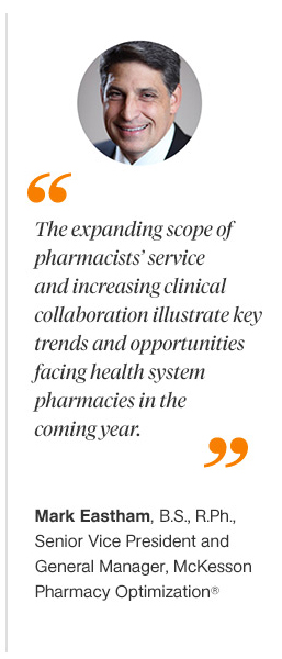 Top Five Health System Pharmacy Trends to Watch in 2017