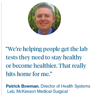Behind the Scenes with Our Diagnostic Laboratory Strategist