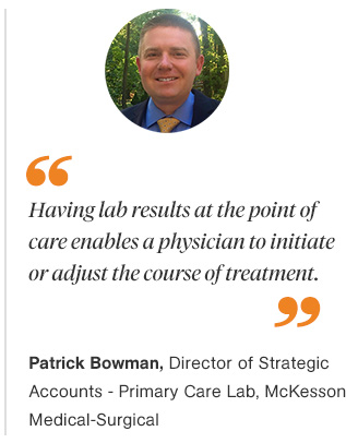 How Physician Office Lab Testing Enhances Chronic Care Management Quote