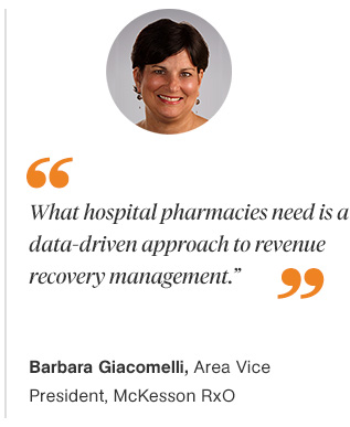 Improving Revenue Recovery Management for Hospital Pharmacies