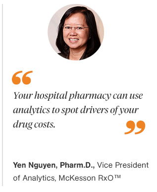 Why Drug Spend Analytics Should Be at the Center of Your Hospital Pharmacy