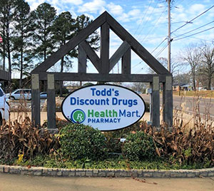 Todd's Discount Pharmacy