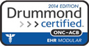 Drummond certified ONC-ACB