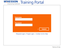 Login MPS Training Portal