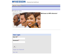 Login MPS eService