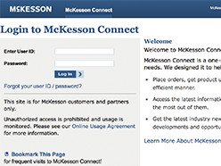 McKesson Connect
