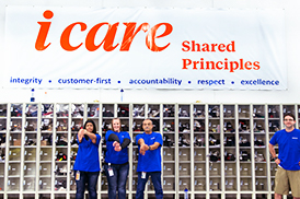 ICare Shared Principles