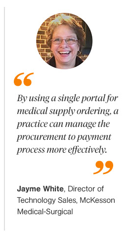 Improving Medical Supply Ordering for Physician Practices Quote