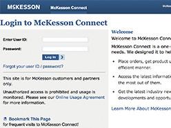 Customer Portal Login Links & Resources | McKesson