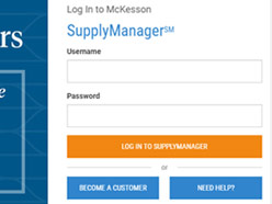 Customer Portal Login Links & Resources | McKesson