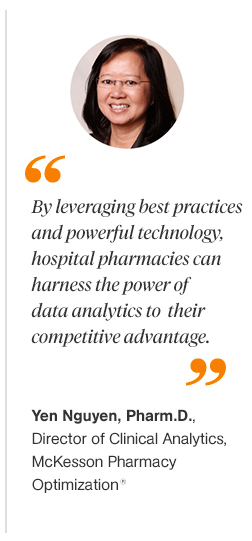 Four Ways Hospital Pharmacies Can Leverage Data Analytics