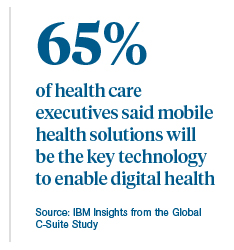 Continued Growth in the Mobile Health Technology Market 1