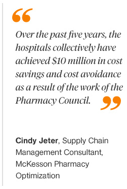 Building a Hospital Pharmacy Council for Drug Cost Containment