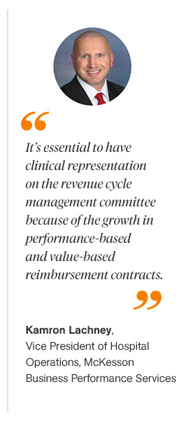 Five Ways to Improve Hospital Revenue Cycle Performance Quote