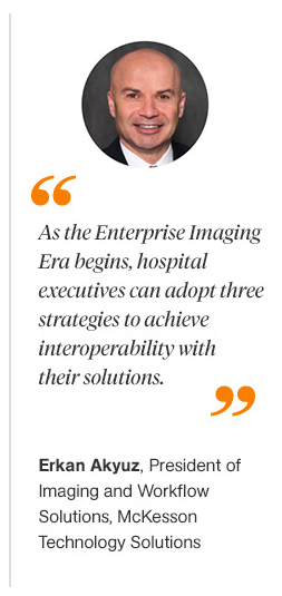 How Hospitals Can Achieve Enterprise Imaging Interoperability Info