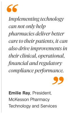 Reaping the Benefits of Pharmacy Technology