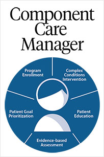 Cover of Component Care Manager brochure